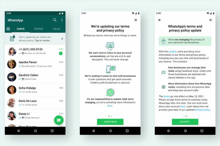 You'll be BLOCKED from WhatsApp if you don't accept this change very soon