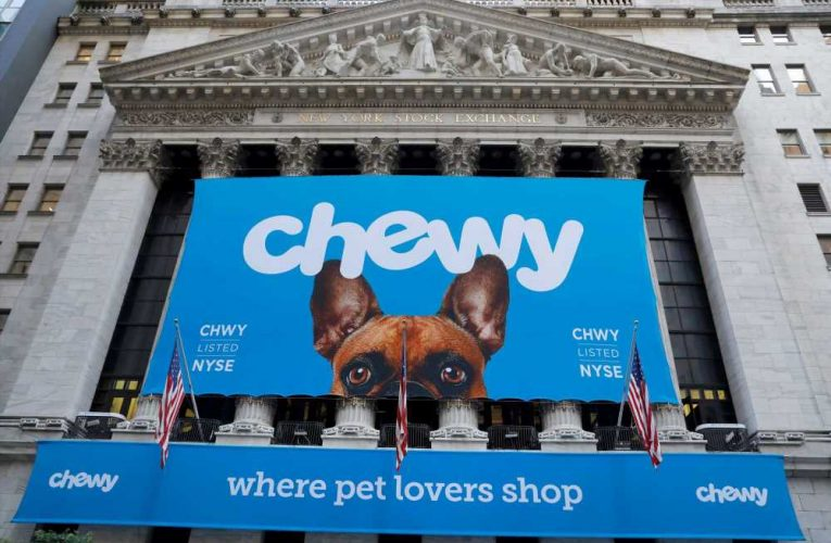 Stocks making the biggest moves after the bell: Chewy, Lululemon & more