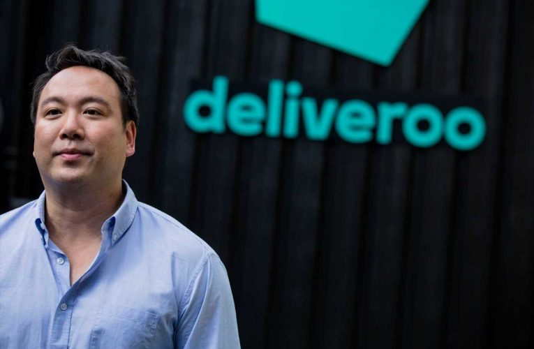 Here's who stands to get rich from Deliveroo's IPO