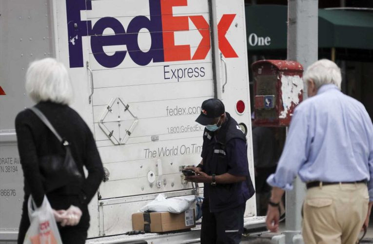 FedEx is named top pick at Barclays, but another transports stock looks set to break out, trader says