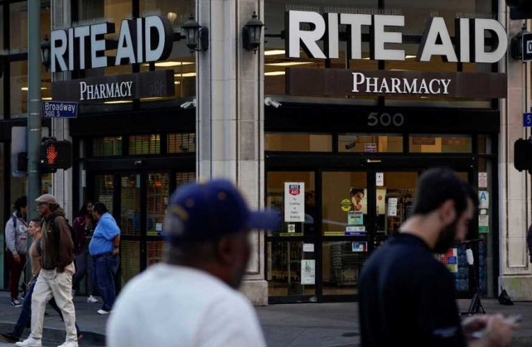 Stocks making the biggest moves in the premarket: Rite Aid, Coherent, RH, Nike & more