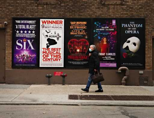 Broadway could open in September, as New York lays out plans to vaccinate theater workers
