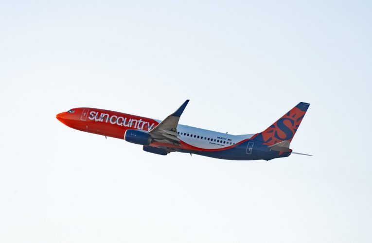 Sun Country Airlines raises $218 million in industry's first IPO since 2018 as U.S. carriers eye recovery