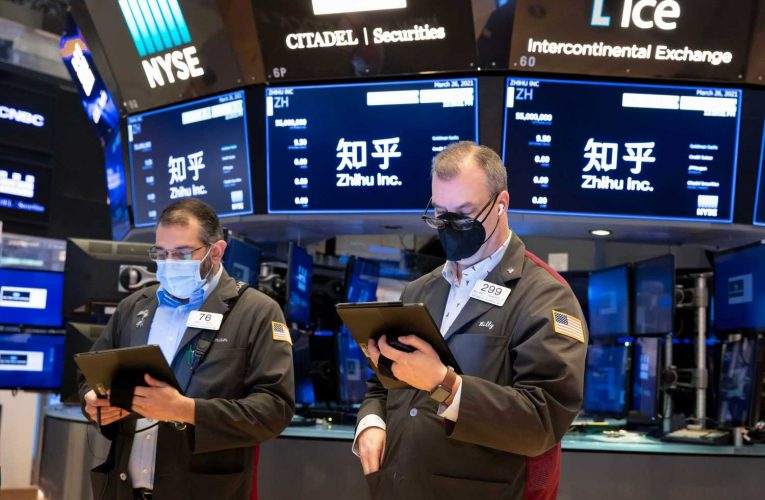 What to watch today: U.S. futures drop after Friday's records for Dow, S&P 500