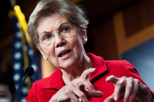 Elizabeth Warren unloads on Archegos meltdown: 'All the makings of a dangerous situation'