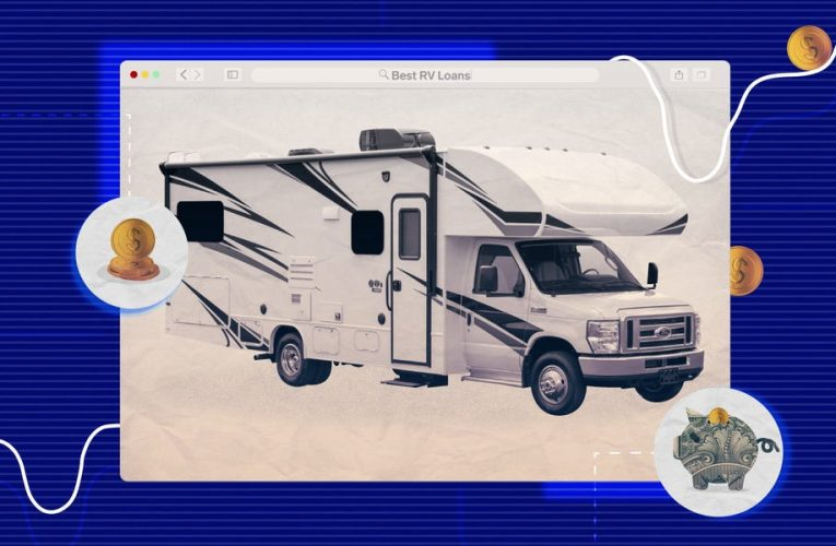 The best RV loans of 2021
