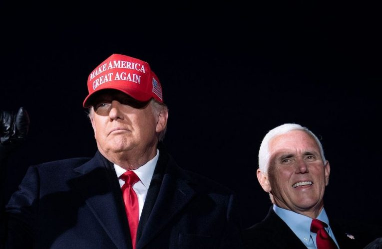 If Donald Trump runs in 2024, he'll need a No. 2. Here are the leading candidates — including Mike Pence.