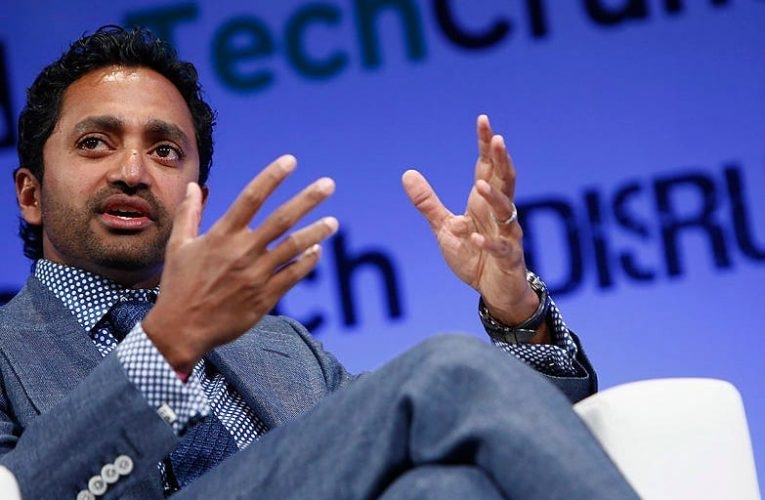Twitch reportedly approached investor Chamath Palihapitiya to announce his SPAC deals on its live-streaming platform
