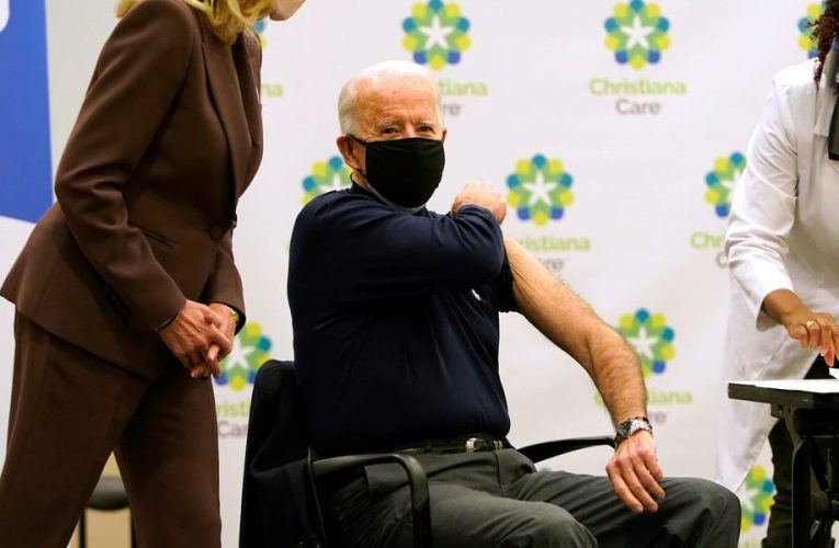 Biden announces 90% of Americans will be eligible for the COVID-19 vaccine by April 19