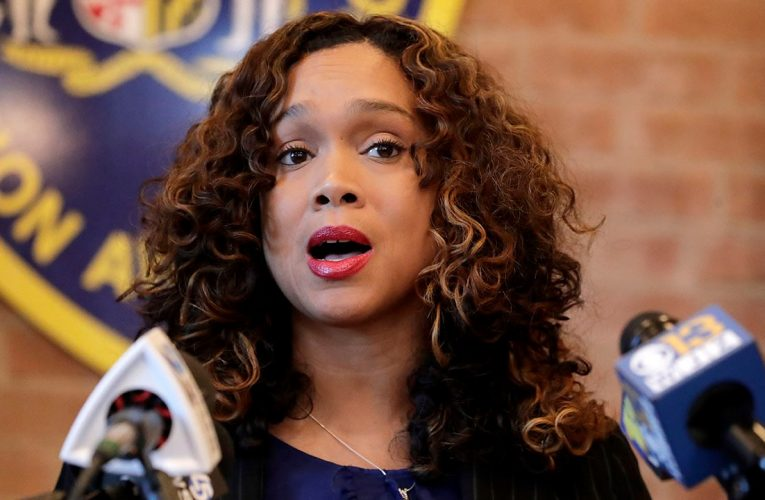 Baltimore prosecutor Marilyn Mosby, once championed by VP Harris, now target of federal investigation