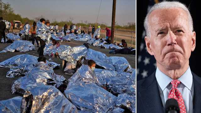 Dueling narratives: Biden's pandemic progress could be overshadowed by border crisis