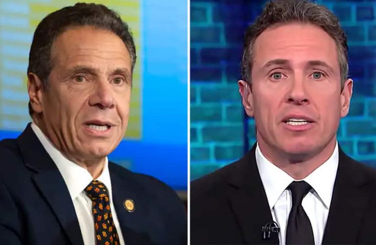 Andrew Cuomo claimed in book he was unable to 'help' brother Chris after CNN anchor's COVID diagnosis