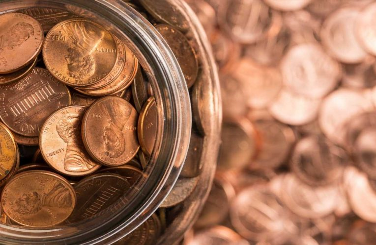 'A childish thing to do': Man's final paycheck paid out with 90,000 greasy pennies
