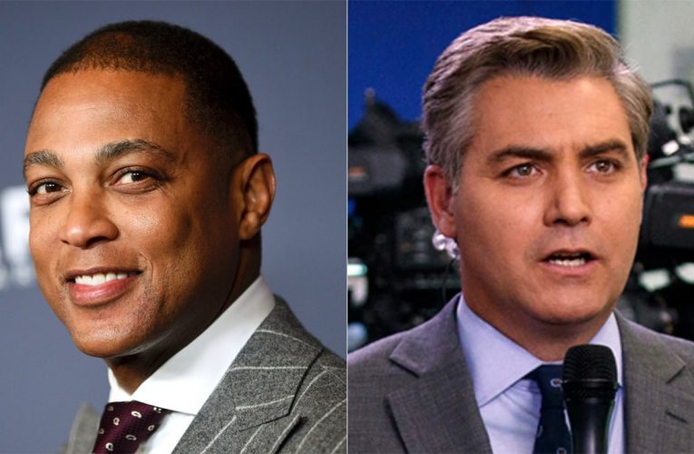 CNN's Don Lemon ekes out narrow victory over Jim Acosta in second round of viral 'hack' tournament