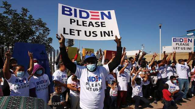 Biden's border crisis complicates coronavirus fight, Homan says: 'The president is putting America at risk'
