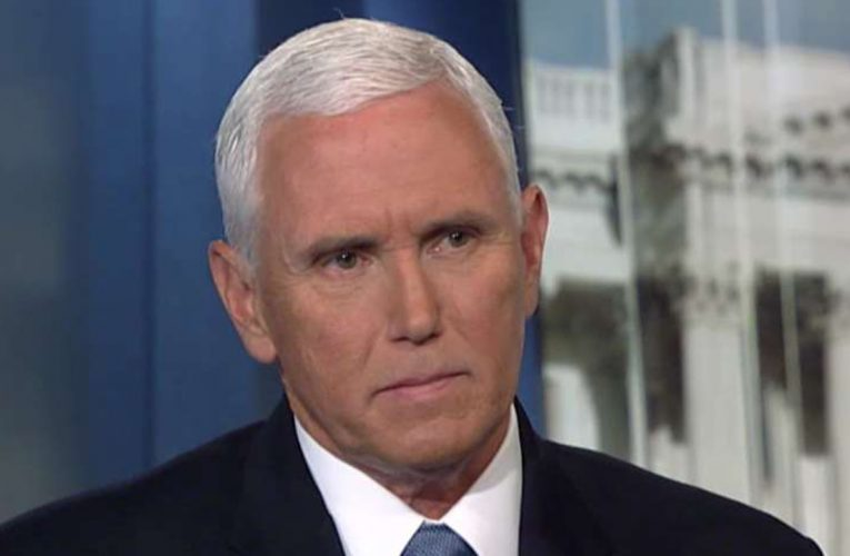 Pence rails against HR 1, laments Capitol riot prevented 'substantive discussion' on election integrity