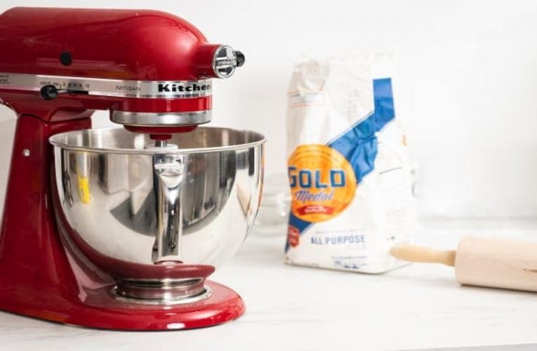 This iconic KitchenAid stand mixer hasn't been on sale in months—but it is right now