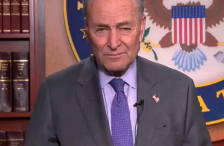 Schumer won't say if Cuomo should resign, backs 'thorough investigation'