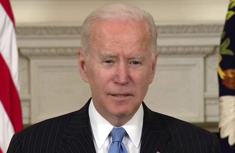 Biden's post-inauguration honeymoon appears to be over, new poll suggests
