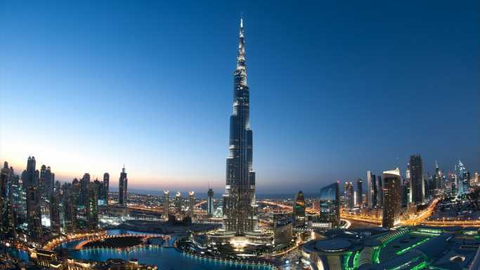 This Is the Tallest Building in the World