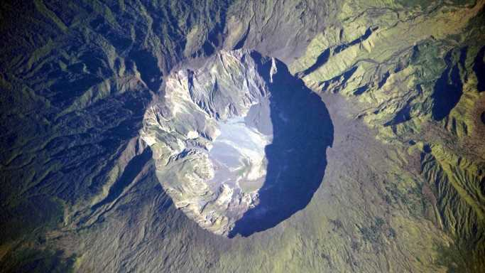 This Is the Largest Volcano in History