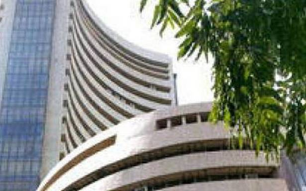 Sensex drops over 300 points in early trade; Nifty below 14,700
