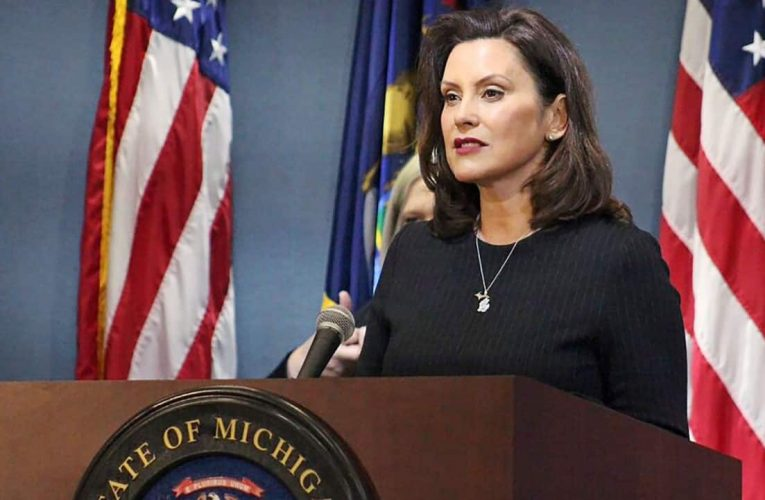 Whitmer vetoes bill that would have limited her admin's emergency powers in Michigan