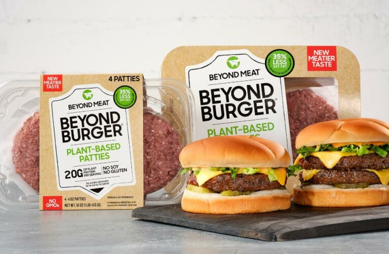 Beyond Meat CEO: You don't need an animal to produce meat
