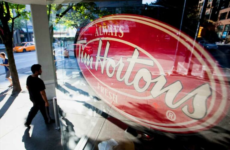 Canadian Covid outbreaks challenge Tim Hortons' turnaround and may hide its progress