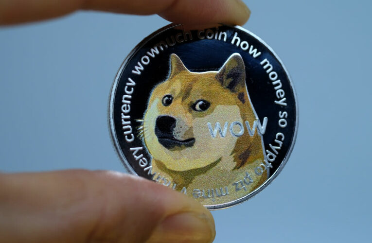 Dogecoin price surges after tweets from Elon Musk and Mark Cuban