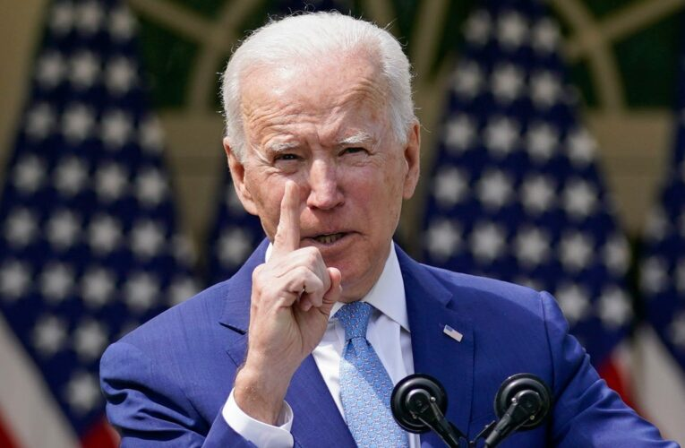 Joe Biden made these promises for his first 100 days as president. Here's where he stands.