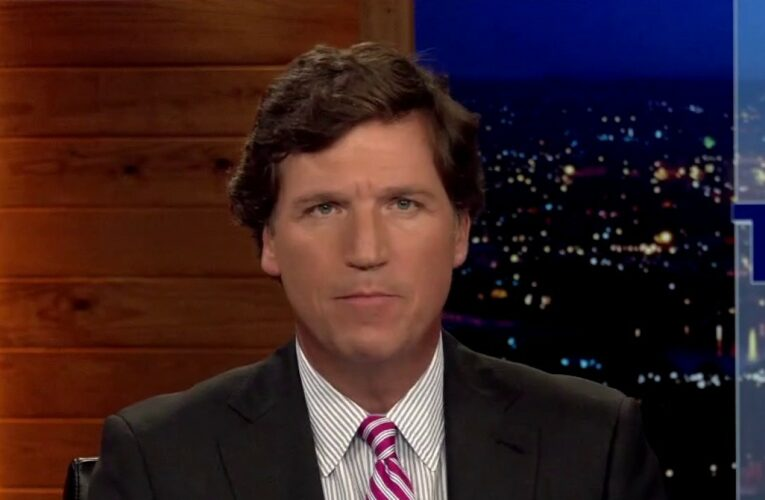 Tucker Carlson: The left's mask fetish, and why they think vaccine hesitancy should be a felony