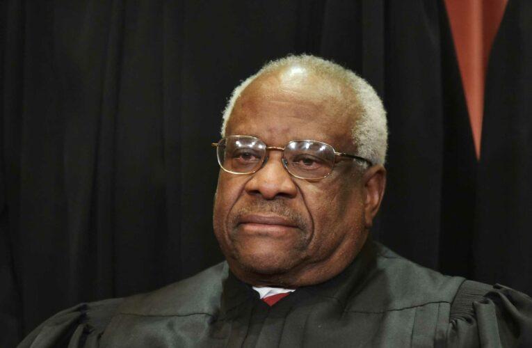 Justice Thomas suggests regulating tech platforms like utilities