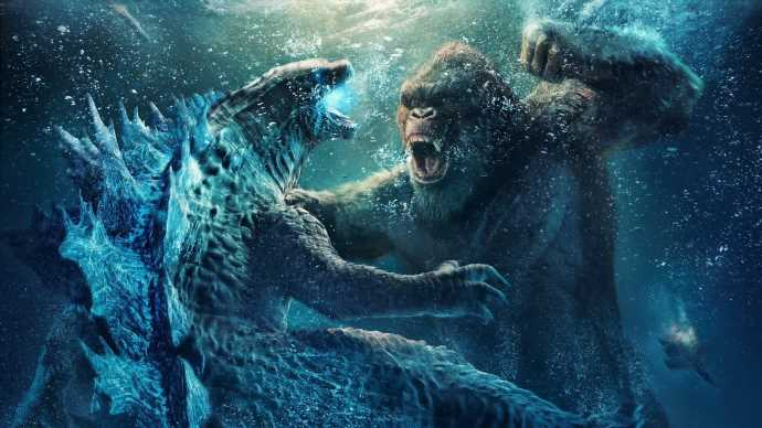 'Godzilla vs. Kong' tops the pandemic box office with $32.2 million in domestic opening weekend