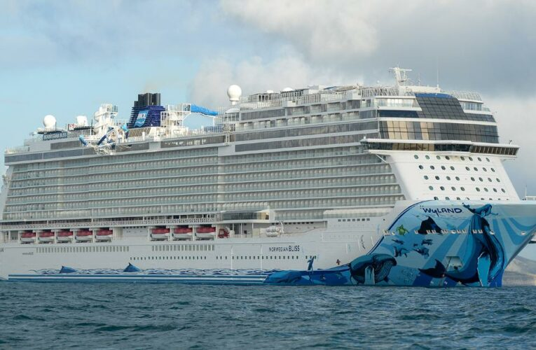 What it was like on the last major cruise ship at sea
