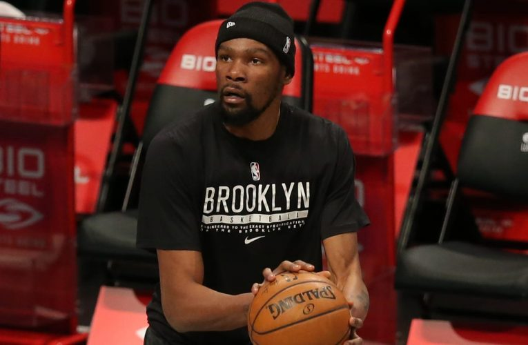 Nets' Kevin Durant addresses social media fight with Michael Rapaport and hamstring injury