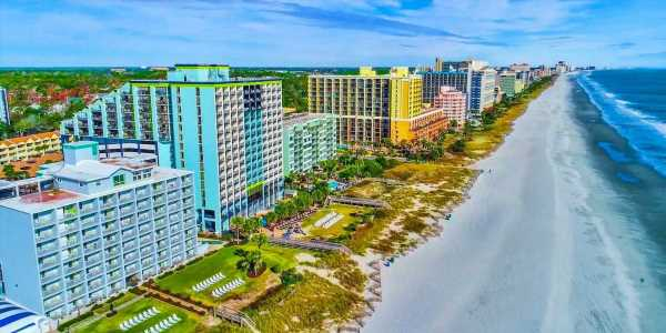 18 affordable Airbnbs in Myrtle Beach that make it easy to hit the beach, boardwalk, or both