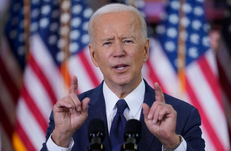 President Joe Biden says he would 'strong support' moving the MLB All-Star Game out of Atlanta