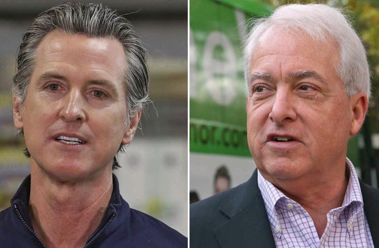 California Republican gubernatorial candidate on Newsom recall effort: 'Voters have finally woken up here'