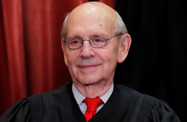 Liberal Justice Stephen Breyer forcefully opposes court packing