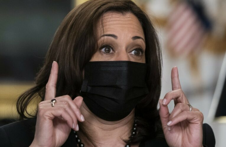 RNC Chair McDaniel: Where's Kamala? Biden's border point person can't be bothered to show up. Here's why