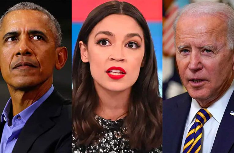 AOC claims 'surge' plays into White supremacist philosophy – but Biden, Obama have used word in border debates