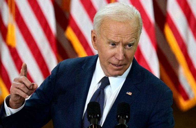 Partisanship emerges as Biden's best hope for next phase of agenda: The Note