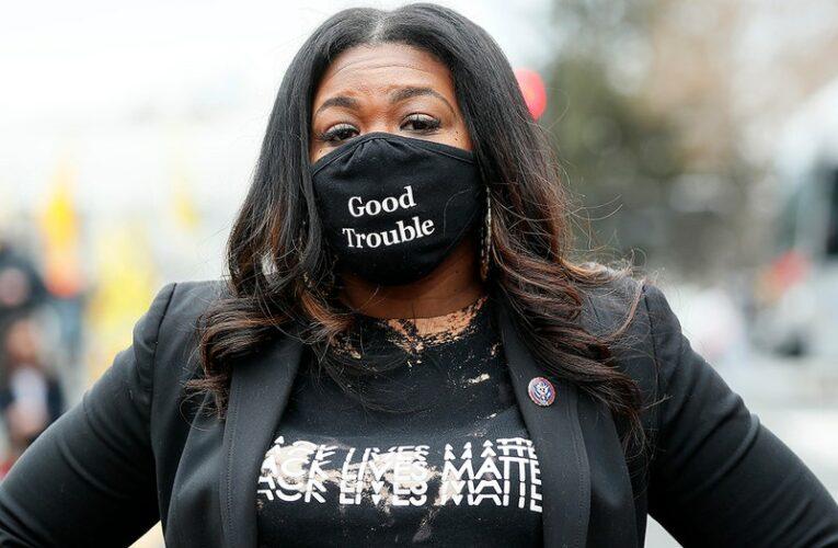 'Squad' Dem Cori Bush praises St. Louis' 'historic' vote to 'defund' police