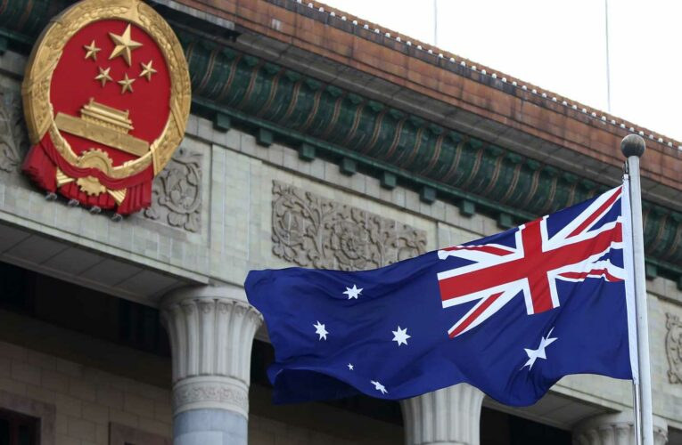 China to try Australian writer on espionage charges as relations between the countries deteriorate