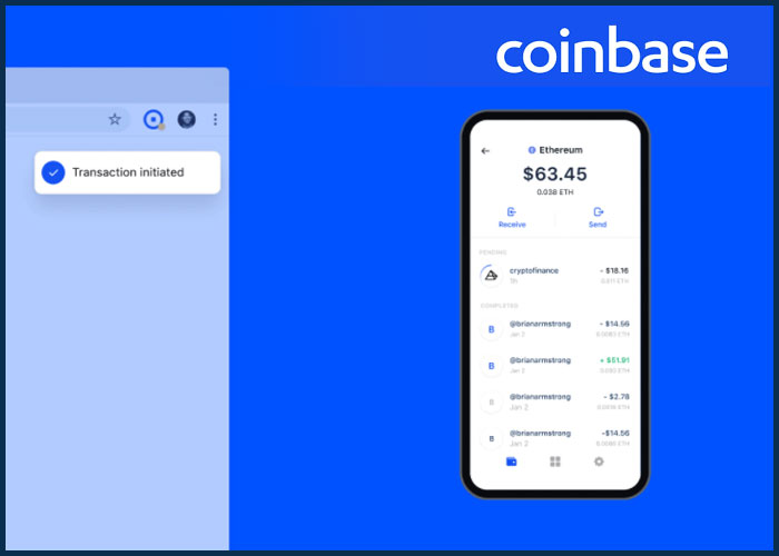 Coinbase Rolls Out Wallet Extension For Google Chrome Desktop Users