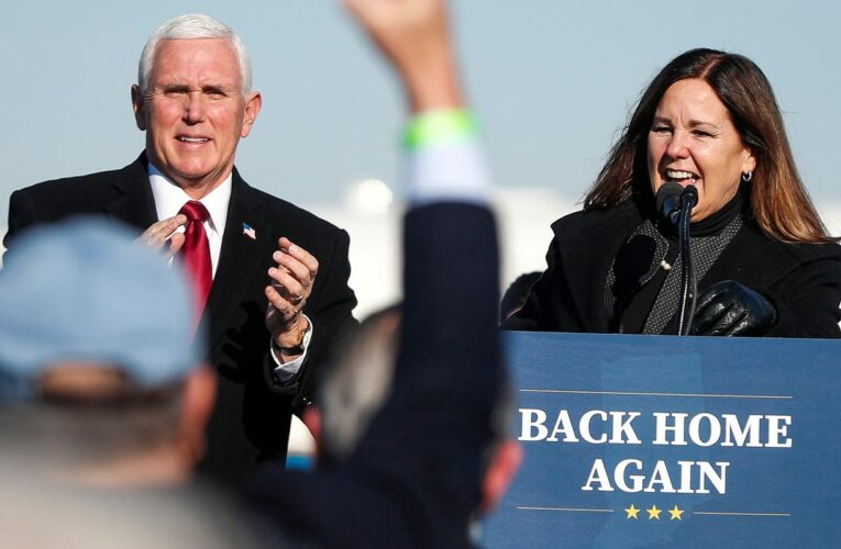 Exclusive: `No place like home' Karen Pence says of their move back to Indiana