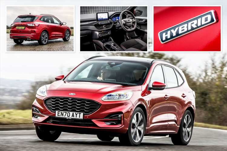 Ford Kuga hybrid mixes petrol and electric without the hassle of plugging in