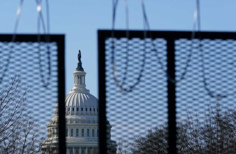 House chairman proposes $1.9B emergency spending for Capitol security after Jan. 6 riot
