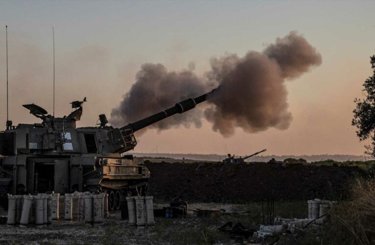 Israel agrees cease-fire with Hamas militants in Gaza